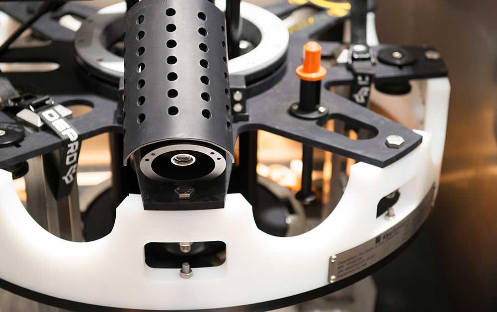 Controls System, Camera, Transducer
