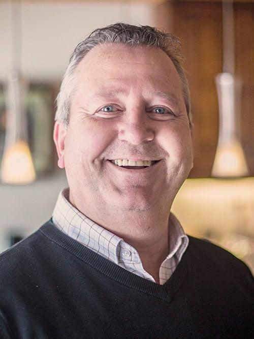 Color portrait of CEO at Depro AS, Kåre Stokkeland.
